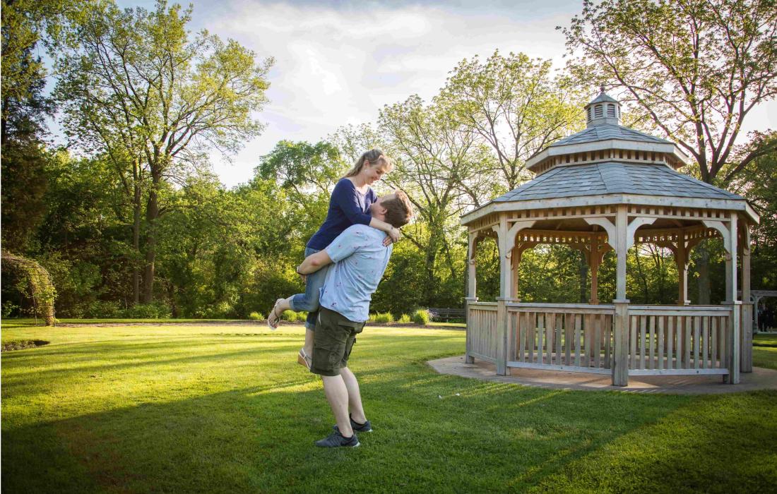 Pilcher Park Engagement (